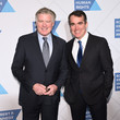 Brian d'Arcy James Robert F. Kennedy Human Rights Hosts 2019 Ripple Of Hope Gala & Auction In NYC - Arrivals