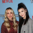 Briana Cuoco L.A. Premiere Of Netflix's 'Between Two Ferns: The Movie' - Arrivals