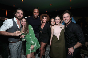 Briana Venskus Hulu's New York Comic Con After Party