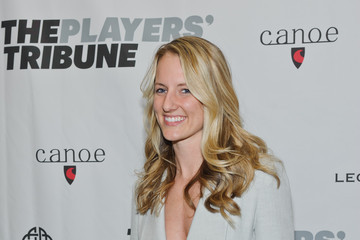 Brianne McLaughlin The Players' Tribune Launch Party