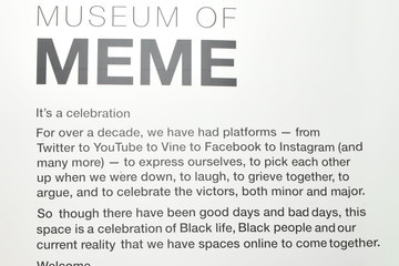 Bridget Kelly BET NETWORKS Hosts Opening Night Reception For 'The Museum of Meme' In Celebration Of The BET Social Awards