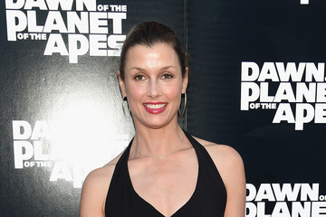 Bridget Moynahan 'Dawn of the Planet of the Apes' Premieres in NYC