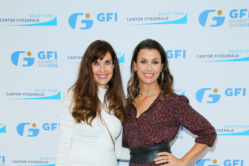 Bridget Moynahan Annual Charity Day Hosted By Cantor Fitzgerald, BGC, And GFI - GFI Office - Arrivals