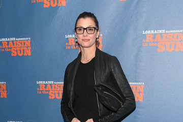 "Bridget Moynahan ""A Raisin In The Sun"" Broadway Opening Night - Arrivals & Curtain Call"
