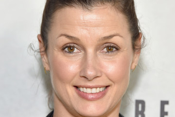 """Bridget Moynahan National Geographic Channel """"Before the Flood"""" Screening"""