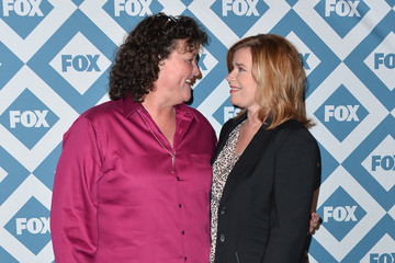 Bridgett Casteen Arrivals at the Fox All-Star Party — Part 2