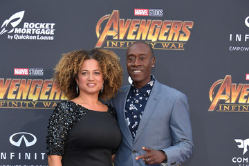 Bridgid Coulter Premiere Of Disney And Marvel's 'Avengers: Infinity War' - Arrivals