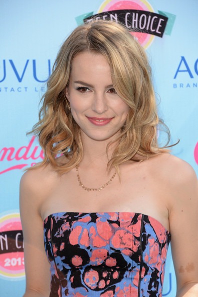 Bridgit Mendler - Teen Choice Awards 2013 - Arrivals