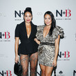 Brie Bella Beauty Moguls, Nikki, And Brie Bella Launch New Product Line During Fashion Week For Nicole And Brizee, N+B Body And Beauty Line