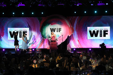 Brie Larson Women In Film 2018 Crystal + Lucy Awards Presented By Max Mara, Lancome And Lexus - Inside