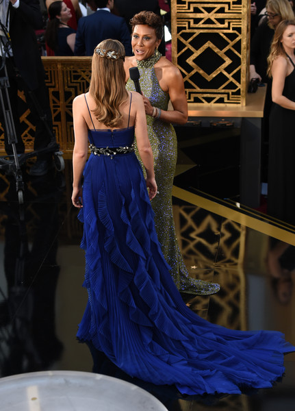 88th Annual Academy Awards Arrivals From a Distance