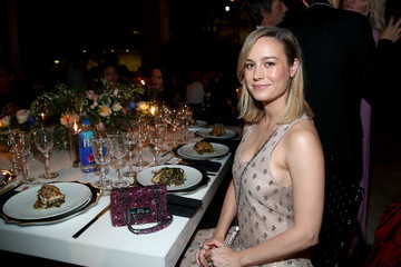 Brie Larson FIJI Water At The 2017 InStyle Awards