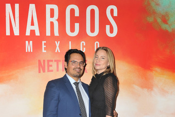 Brie Shaffer Netflix's 'Narcos: Mexico' Season 1 Premiere - Red Carpet