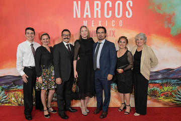 Brie Shaffer Netflix Original Series 'Narcos: Mexico,' Special Screening At LA Live In Los Angeles, CA