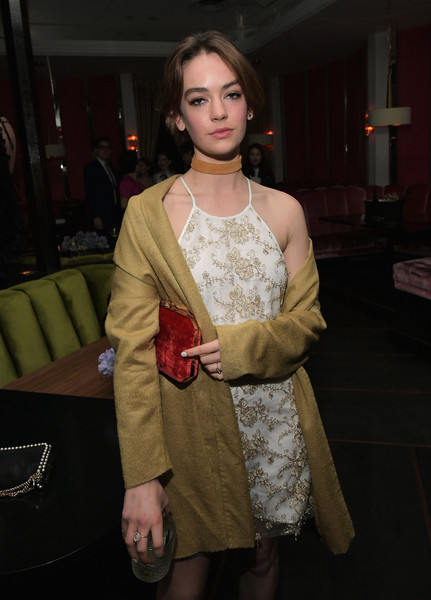 Classify Brigette Lundy Paine