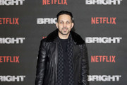 Dynamo attends the European Premeire of 'Bright' held at BFI Southbank on December 15, 2017 in London, England.