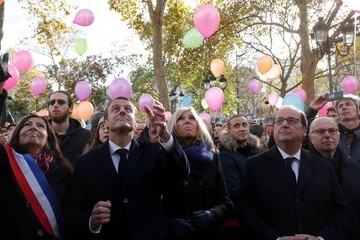 Brigitte Trogneux News Pictures of the Week - November 16