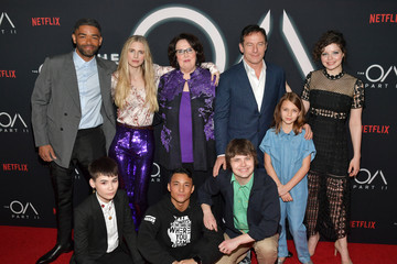 Brit Marling Netflix's 'The OA' Part II Premiere Photo Call