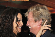 Sofia Milos and Nigel Lythgoe Photos Photo