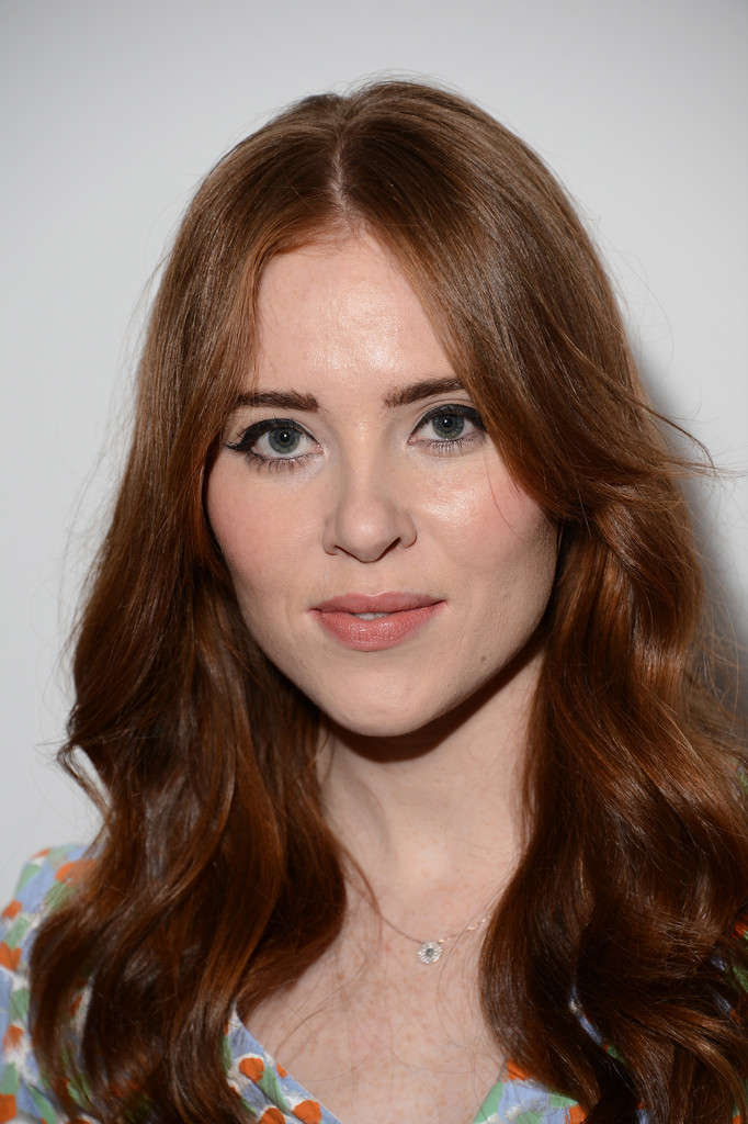 Angela Scanlon Photos Photos British Fashion Awards 2012
