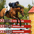 Tracy Priest  of Great Britain riding calle competes in The Bunn Leisure Derby Trial during the British Jumping Derby Meeting on June 24, 2011 in Hickstead, West Sussex.
