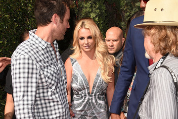 Britney Spears The 2015 ESPYS - Arrivals