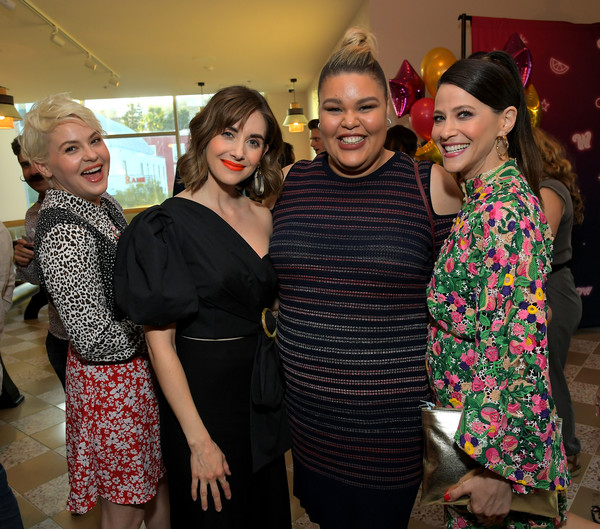 'GLOW' Season 3 Special Screening At The Wing L.A.