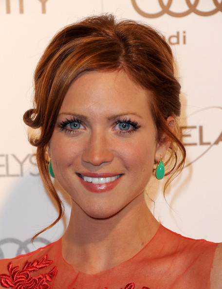 Brittany Snow Actress Brittany Snow arrives at The Art Of Elysium's ...