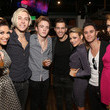 Brittany Cherry The Cast of 'Dancing With the Stars' Celebrates After the Halloween Show