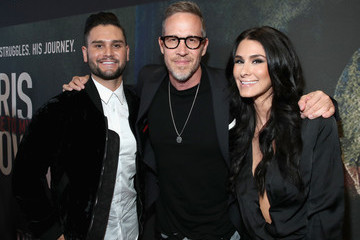 Brittany Furlan Premiere of Riveting Entertainment's 'Chris Brown: Welcome to My Life' at L.A. LIVE