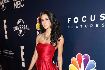 Brittany Furlan Universal, NBC, Focus Features, E! Entertainment Golden Globes After Party Sponsored by Chrysler