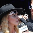 Brittany Hölljes SiriusXM's The Highway Broadcasts Live During the Solar Eclipse in Nashville Featuring a Live Performance By Delta Rae at the FGL House