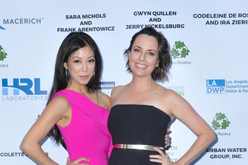 Brittany Ishibashi TreePeople's  31st Annual An Evening Under The Harvest Moon Gala - Arrivals