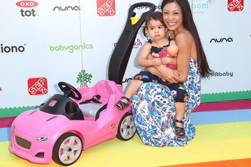 Brittany Ishibashi Step2 Presents 7th Annual Celebrity Red CARpet Event by New Bloom Media Benefitting Baby2Baby - Arrivals
