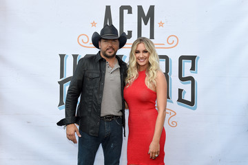 Brittany Kerr 10th Annual ACM Honors - Red Carpet