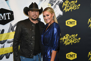 Brittany Kerr 2018 CMT Music Awards - Red Carpet
