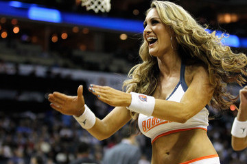 Brittany Kerr Washington Wizards v Charlotte Bobcats