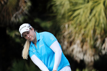 Brittany Lincicome CME Group Tour Championship - Round Two