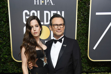 Brittany Lopez 75th Annual Golden Globe Awards - Arrivals