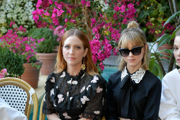 Brittany Snow CFDA/Vogue Fashion Fund Show and Tea at Chateau Marmont
