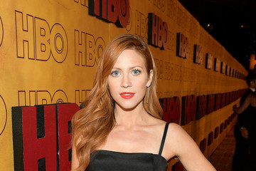 Brittany Snow HBO's Post Emmy Awards Reception - Red Carpet
