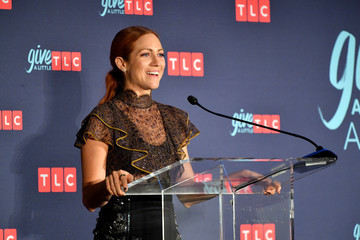Brittany Snow TLC Give A Little Awards 2018