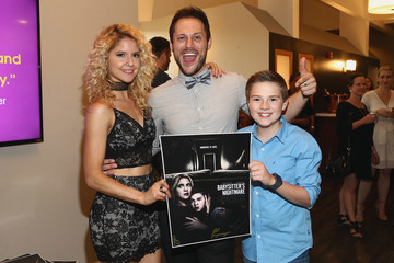 Brittany Underwood Red Carpet Screening Of 'Babysitter's Nightmare' By The Ninth House And MarVista Entertainment