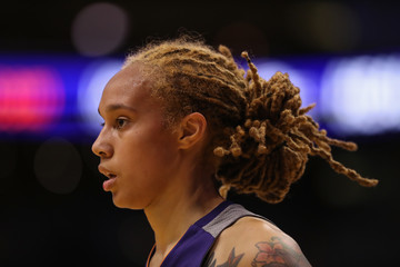 Brittney Griner Washington Mystics v Phoenix Mercury