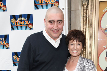 """Alfred Molina Broadway Opening Of """"Lend Me A Tenor"""" - Arrivals"""