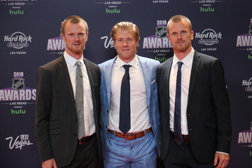 Brock Boeser 2018 NHL Awards - Arrivals