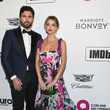 Brody Jenner Marriott Bonvoy Moments At The 27th Annual Elton John AIDS Foundation Academy Awards Viewing Party Celebrating EJAF And The 91st Academy Awards - Arrivals