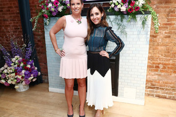 Bronwen Smith Bronwen Smith of B Floral and the 'TODAY' show's Lilliana Vazquez Host a Private Floral Accessories Event in NYC