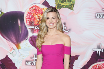 Brooke D'Orsay Hallmark Channel and Hallmark Movies and Mysteries Winter 2018 TCA Press Tour - Arrivals