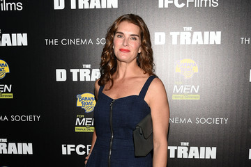 Brooke Shields New York Premiere Of IFC Films' 'The D Train' - Arrivals